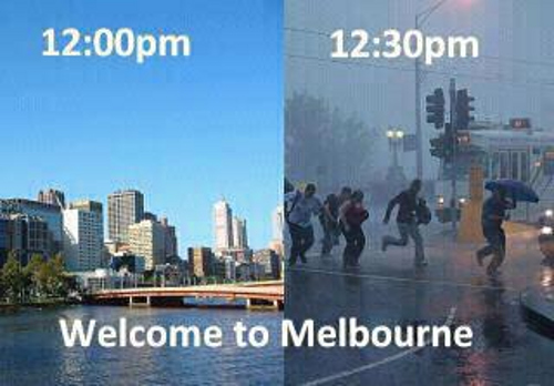 melbourne-weather